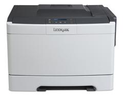 Bild zu LEXMARK CS317dn Farblaser-Drucker (A4, Drucker, Duplex, Netzwerk, USB) für 59€ (Vergleich: 79,89€)
