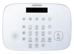 Bild zu MEDION Smart Home Sicherheitsset P85771 (MD 90771) für 85,94€ (Vergleich: 175,99€)