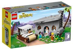 Bild zu LEGO Ideas – 21316 The Flintstones – Familie Feuerstein für 44,99€ (Vergleich: 55,10€)