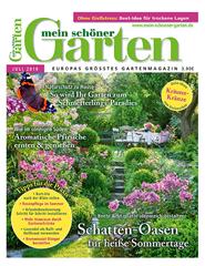 """Bild zu 12 Ausgaben der Zeitschrift """"Mein schöner Garten"""" für 48€ + 30€ Verrechnungsscheck als Prämie"""