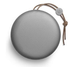 Bild zu Bang & Olufsen Beoplay A1 Bluetooth-Lautsprecher für 143,98€ (VG: 179€)