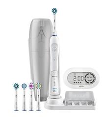 Bild zu Oral-B Smart Series 6400 elektrische Zahnbürste für 58,99€ (VG: 87,80€)