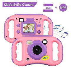 Bild zu AGM MP3 Kinderkamera mit 1.77″ LCD Display (4GB) für 22,99€