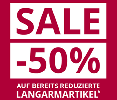 Bild zu Takko: 50% Extra Rabatt auf bereits reduzierte Langarmartikel