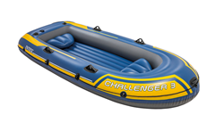 Bild zu Intex Schlauchboot Challenger 3 Set, 4-tlg. für 38,74€