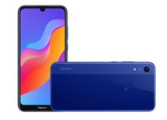 Bild zu MediaMarkt Smartphone Fieber, z.B. HONOR 8A 32 GB Blau Dual SIM für 109€ inkl. Versand