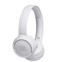 Bild zu JBL Tune500BT On-Ear Bluetooth-Kopfhörer in Weiß für 33,19€ (VG: 46€)