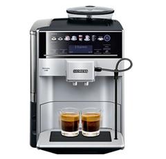 Bild zu Siemens EQ.6 Plus s300 TE653501DE Kaffeevollautomat (1500 Watt, Keramik-mahlwerk, Touch-Sensor-Direktwahltasten, personalisiertes Getränk) inkl. Reinigungsset ab 539,90€ (VG: 612,98€)