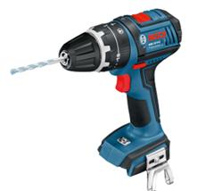 Bild zu Bosch GSB 18 V-LI Professional 0 601 867 101 (ohne Akku) für 55,46€ (Vergleich: 83,90€)