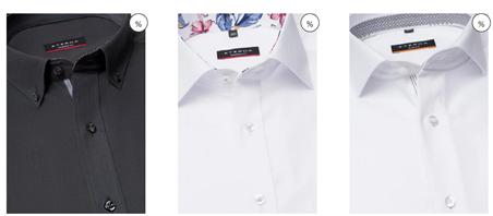 Bild zu Eterna: 3 Hemden (über 400 zur Auswahl) für 99€