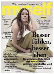 """Bild zu 12 Ausgaben der Zeitschrift """"myself"""" für 51,60€ + 45€ Verrechnungsscheck für den Werber"""
