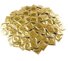 Bild zu Zum mitbestellen ab 19,99€: Kondome – Amor 100 Stück, 53 mm für 6,99€ + 4,95€ Versand (Stiftung Warentest Note Gut 1.9)