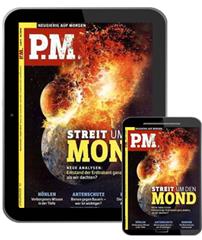 Bild zu 12 Monate das P.M. Magazin E-Paper ab 30,04€ +  25€ Prämie