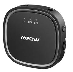 Bild zu Mpow Bluetooth 5.0 Transmitter/Empfänger für 24,99€