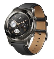 Bild zu HUAWEI Watch 2 Classic Smartwatch für 170,25€ (Vergleich: 264€)