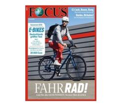 Bild zu 52 Ausgaben Focus für 24,90€ anstatt 234€