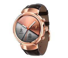 Bild zu ASUS ZenWatch 3 (WI503Q) Smartwatch in Roségold für 169€ (VG: 248,89€)