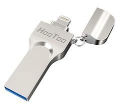 Bild zu HooToo 64GB USB Stick (MFi Zertifiziert, mit Lightning Stecker und USB 3.0 Stecker) für 25,99€
