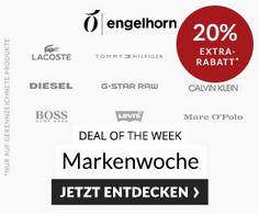 Bild zu Engelhorn: Markenwoche mit 20% Rabatt auf Lacoste, DIESEL, Gant usw.