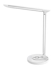 Bild zu TaoTronics LED Tischlampe mit kabelloser Ladestation (Qi kompatibel) für 35,99€