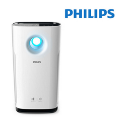 Bild zu Philips Serie 3000i Connected Luftreiniger AC3259/10 für 299,95€ (Vergleich: 389€)
