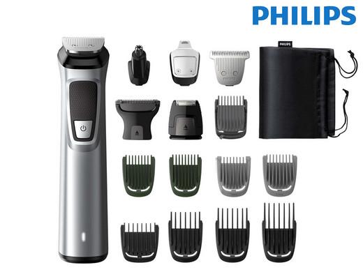 Bild zu Philips Multigroom Premium Trimmer MG7730/15 für 55,90€ (Vergleich: 65,65€)