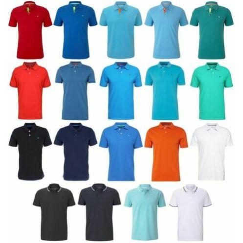 Bild zu Tom Tailor Basic Herren Poloshirt oder Piquee Polo Herren Poloshirts für je 14,99€ (VG: ab 19,99€)