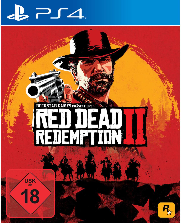 Bild zu Red Dead Redemption 2 [PS4] für 29€ (Vergleich: 34,85€)