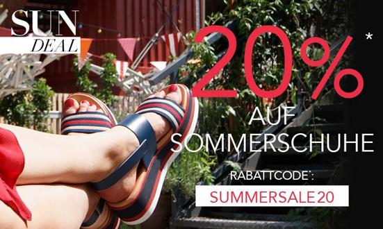 Bild zu Roland-Schuhe: 20% Rabatt auf Sommerschuhe