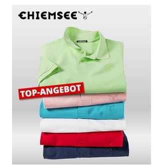 Bild zu [Top] Chiemsee Herren Poloshirt in 6 verschiedenen Farben für 14,99€ oder 2 Stück für 20,69€ (= 10,35€ pro Shirt)