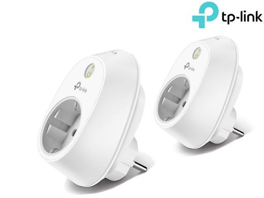 Bild zu Smartplug TP-Link HS110 im Doppelpack für 35,95€ (Vergleich: 49,80€)