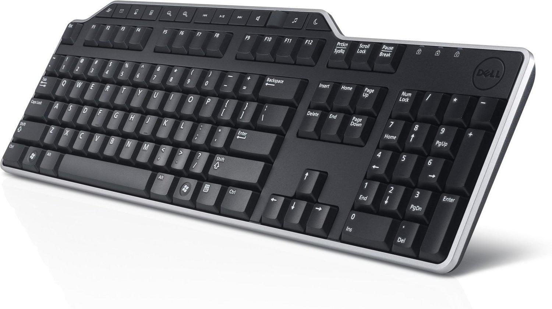 Bild zu Dell KB522 Business Multimedia Tastatur für 13,90€ (Vergleich: 19,89€)