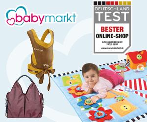 Bild zu [nur heute] Babymarkt: Bis zu 20% Rabatt auf Artikel in der Kategorie Mode