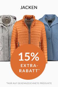 Bild zu Engelhorn: 15% Extra-Rabatt auf ausgewählte Jacken