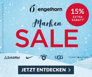 Bild zu [endet heute] Engelhorn: 15% Extra-Rabatt auf ausgewählte Marken Highlights