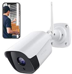 Bild zu Victure 1080p IP-Überwachungskamera (Wlan, Nachtsicht, Bewegungserkennung, 2-Wege Audio) für 27,99€