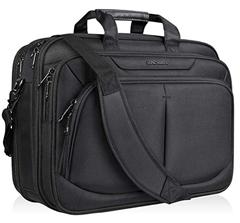 Bild zu KROSER Laptop Aktentasche (bis zu 17,3 Zoll, erweiterbar) für 22,39€