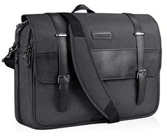 Bild zu KROSER Laptop Tasche (15,6 Zoll, wasserabweisend) für 22,49€