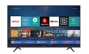 Bild zu HISENSE H43B7100 LED TV (Flat, 43 Zoll/108 cm, UHD 4K, SMART TV, VIDAA U3.0) für 289€