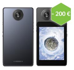 Bild zu Acer HOLO 360 Actionkamera für 79€ (Vergleich: 299,98€)