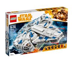 Bild zu LEGO Star Wars – Kessel Run Millennium Falcon (75212) für 101,99€ (Vergleich: 124,99€)