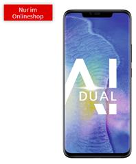 Bild zu [Super] Huawei Mate 20 Pro (einmalig 1€) mit Telekom green LTE Tarif (6GB LTE Datenvolumen, Allnet-Flat, EU-Roaming) für rechnerisch 16,99€/Monat