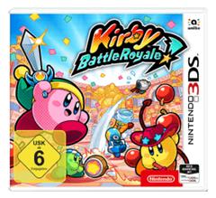 Bild zu Saturn Entertainment Weekend Deals, z.B. Kirby Battle Royale – Nintendo 3DS für 9€