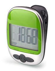 Bild zu LEBEXY Schrittzähler Pedometer mit Clip für 4,99€