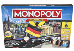 Bild zu Hasbro Monopoly Deutschland (Special Edition) für 14,94€ (Vergleich: 19,95€)
