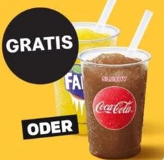 Bild zu McDonalds App: gratis 1 Slushy (0,3l) nach Wahl