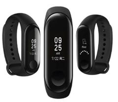 Bild zu Xiaomi Mi Band 3 Fitnesstracker für 17,09€ inkl. Versand
