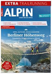 """Bild zu 12 Ausgaben der Zeitschrift """"Alpin"""" für 64,80€ + 50€ Verrechnungsscheck als Prämie"""