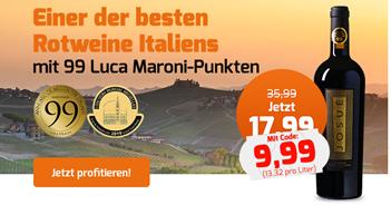 Bild zu Weinvorteil: 6 Flaschen La Bollina Josue – Rosso Terre Siciliane IGP für 59,94€