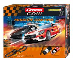 Bild zu CARRERA (TOYS) GO!!! Mission Control Rennbahn für 43,99€ (Vergleich: 60,78€)